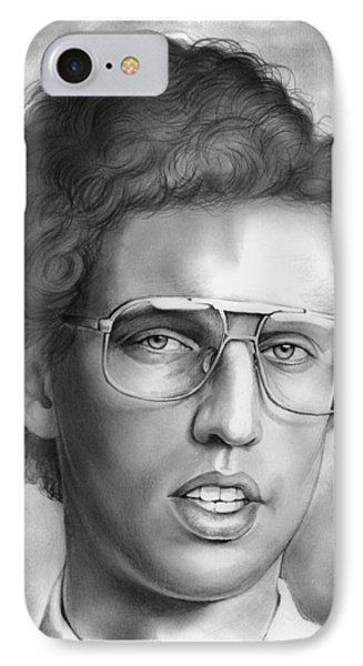 Jon Heder IPhone Case by Greg Joens