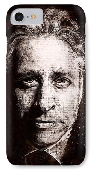 Jon Stewart IPhone Case