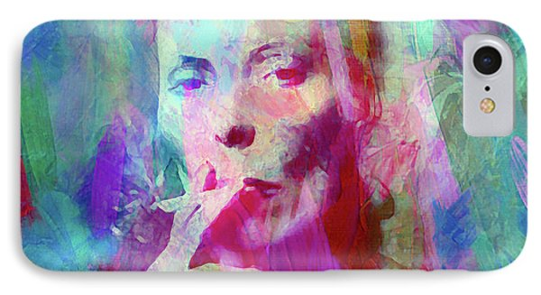 Joni Mitchell IPhone Case