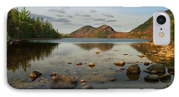 IPhone Case featuring the photograph Jordan Pond 1 by Arthur Dodd