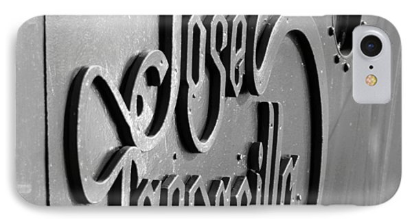 Jose Gasparilla Ships Name IPhone Case by David Lee Thompson