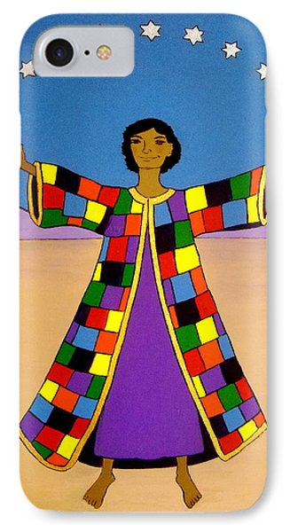 Joseph And His Coat Of Many Colours IPhone Case