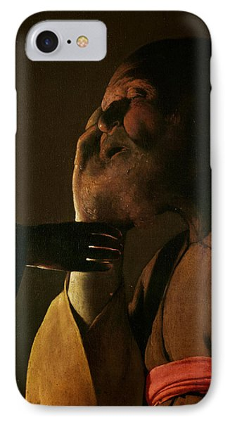 Joseph And The Angel IPhone Case