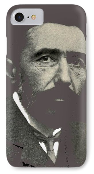 Joseph Conrad George Charles Beresford Photo 1904-2015 IPhone Case by David Lee Guss