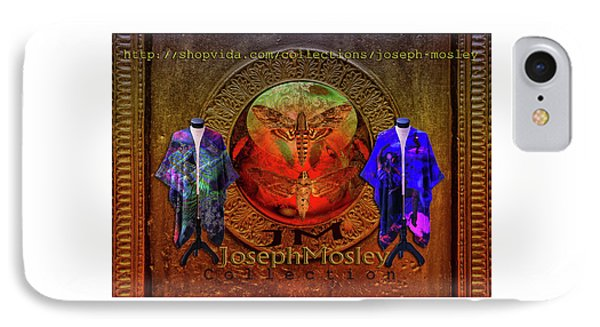 Joseph Mosley Collection IPhone Case