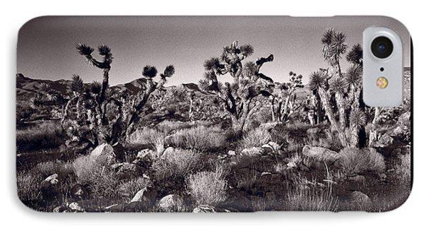 Joshua Tree Forest St George Utah Phone Case by Steve Gadomski