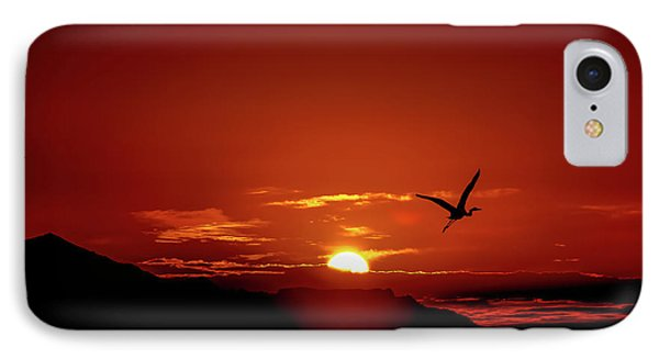 Journey Home IPhone Case by Mark Dunton