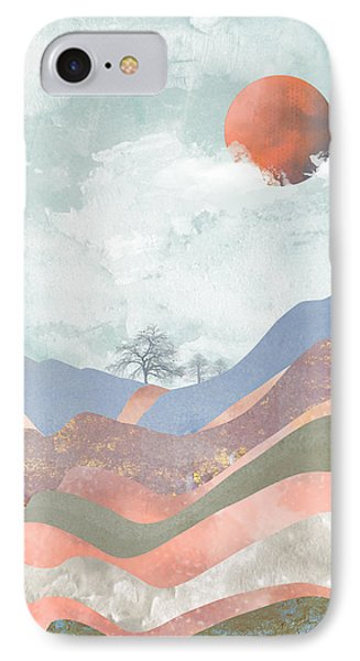 Journey To The Clouds IPhone Case by Katherine Smit