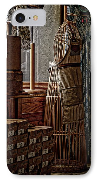Journey To The Past IPhone Case