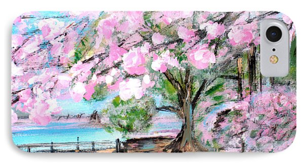 Joy Of Spring. For Sale Art Prints And Cards IPhone Case