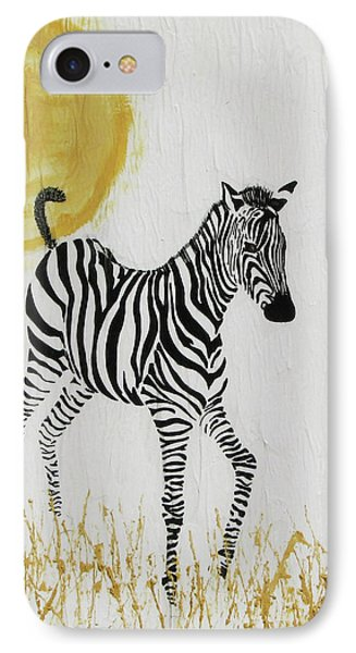 IPhone Case featuring the painting Joyful by Stephanie Grant