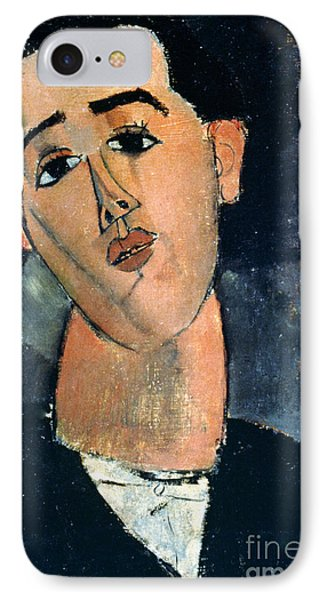Juan Gris (1887-1927) Phone Case by Granger