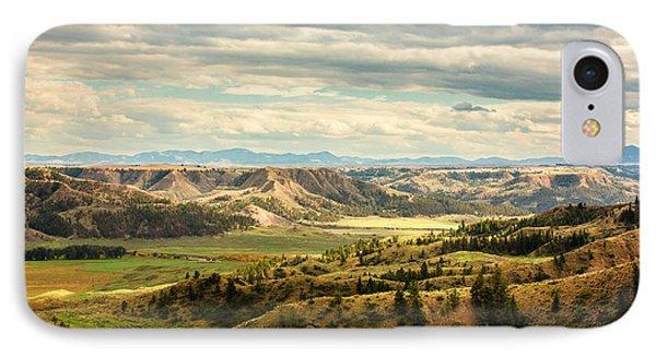 Judith River Breaks IPhone Case by Todd Klassy