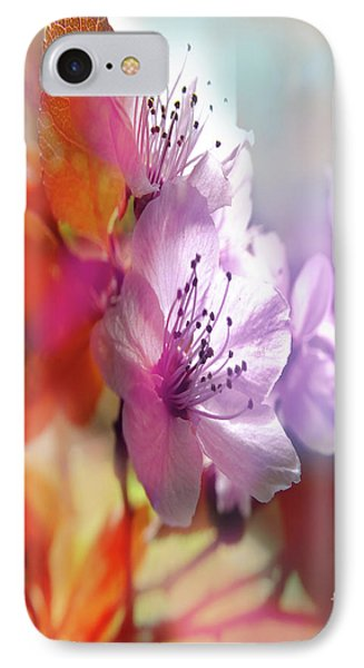 Juego Floral IPhone Case by Alfonso Garcia