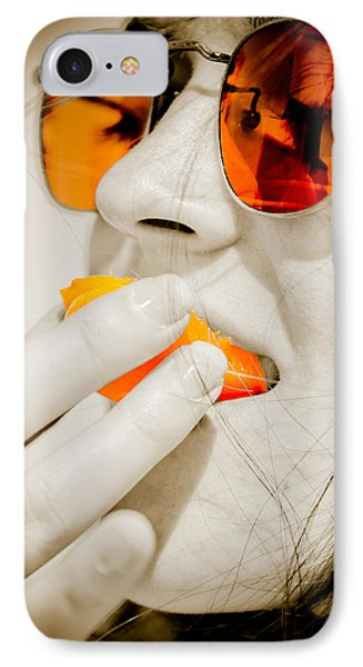 Juicy Fruits Phone Case by Loriental Photography
