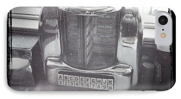 Juke Box IPhone Case