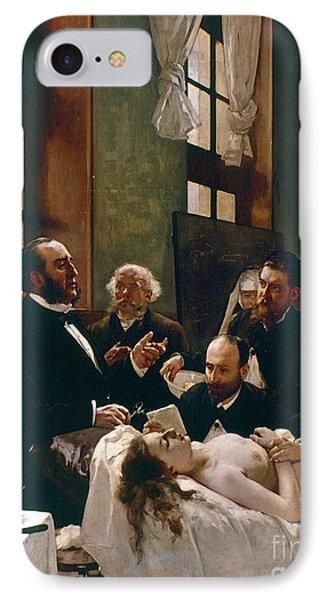 Jules Emile Pean (1830-1898) Phone Case by Granger