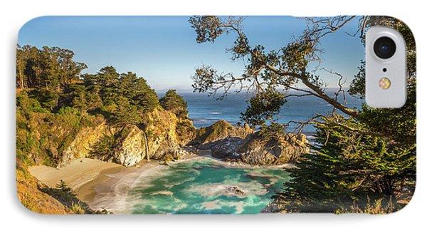 Julia Pfeiffer Burns State Park California IPhone Case by Scott McGuire