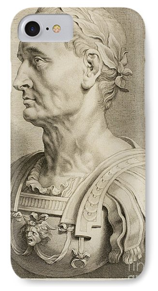 Julius Caesar IPhone Case by Roman School