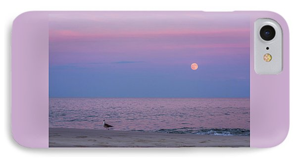 July Full Moon 2016 Lavallette Nj IPhone Case by Terry DeLuco