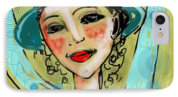 Jump For Joy IPhone Case by Elaine Lanoue