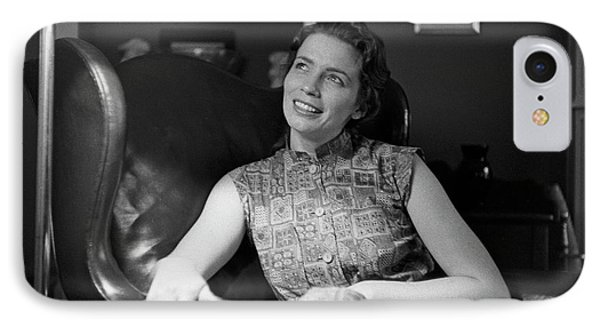 June Carter, 1956 IPhone 7 Case by The Harrington Collection