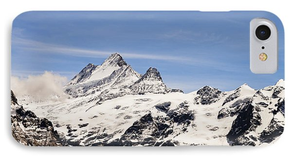 Jungfrau  Grindelwald, Bernese IPhone Case
