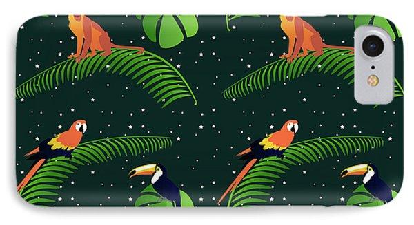 Jungle Fever IPhone 7 Case