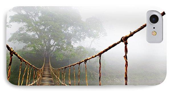 Dawn iPhone 7 Case - Jungle Journey by Skip Nall
