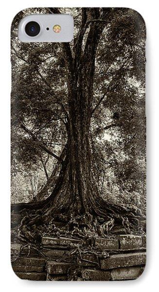 Jungle Tree IPhone Case