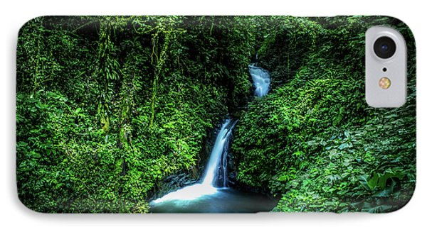 IPhone Case featuring the photograph Jungle Waterfall by Nicklas Gustafsson