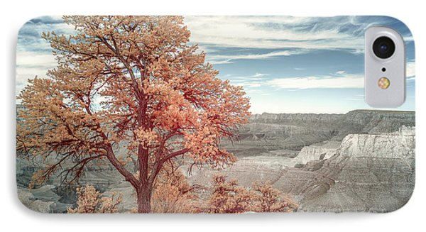 Juniper In Grand Canyon IPhone Case by Jon Glaser