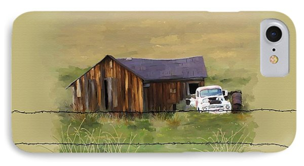 Junk Truck Phone Case by Susan Kinney