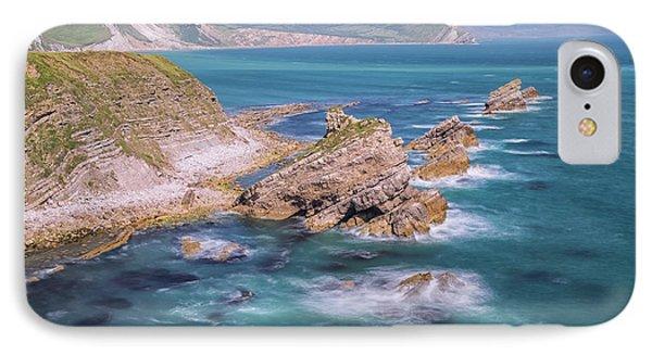 Jurassic Coast - England IPhone Case