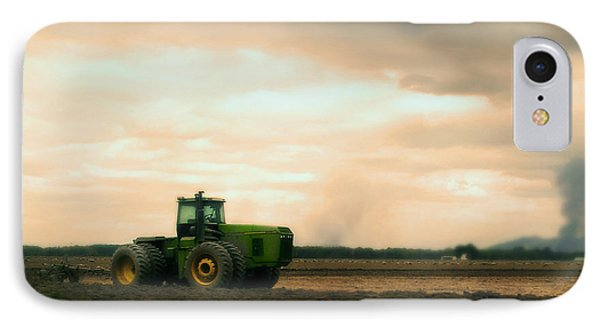Just A John Deere Memory IPhone Case by Janie Johnson