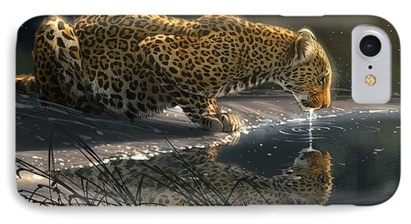 Just A Sip IPhone Case