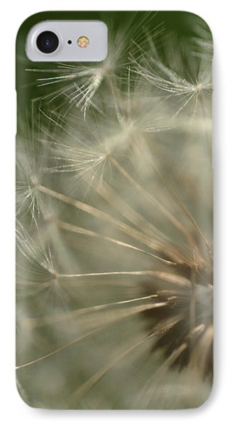 Just A Weed IPhone Case by Michael McGowan