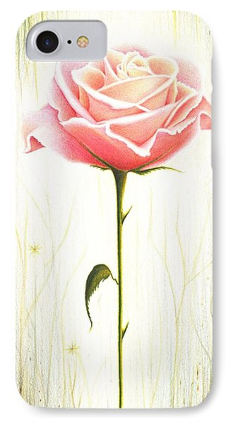 Just Another Common Beauty IPhone Case by Danielle R T Haney