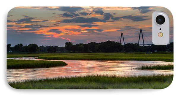 Just Another Ravenel Sunset IPhone Case