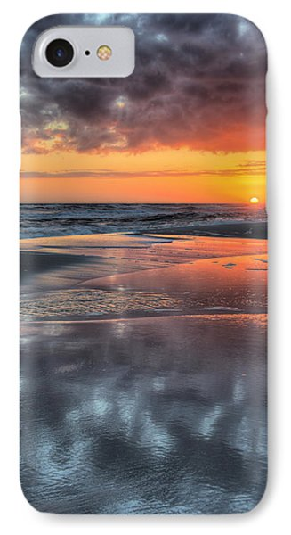 IPhone Case featuring the photograph Just Another South Baldwin Sunset by JC Findley