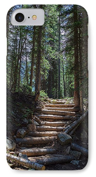 IPhone Case featuring the photograph Just Another Stairway To Heaven by James BO Insogna