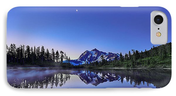 IPhone Case featuring the photograph Just Before The Day by Jon Glaser