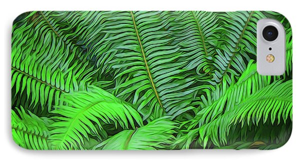 Just Ferns IPhone Case