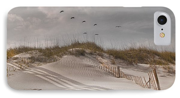 Just For You Outer Banks Nc IPhone Case