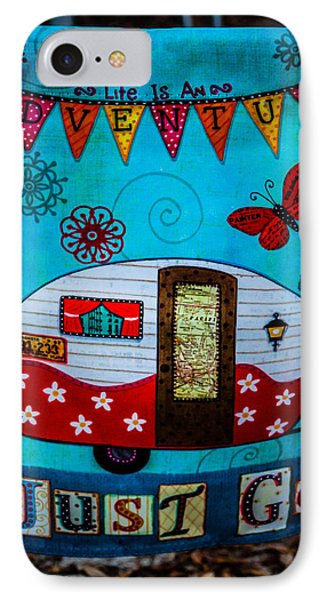 Just Go  IPhone Case by Debra Forand
