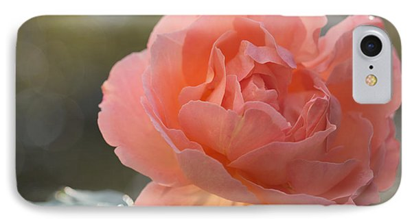 IPhone Case featuring the photograph Just Peachy by Julie Andel