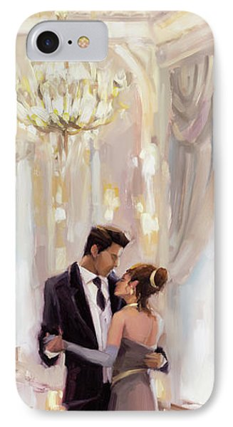 Men iPhone 7 Case - Just The Two Of Us by Steve Henderson
