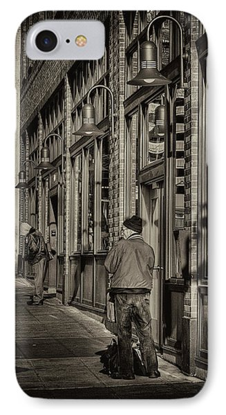 Just Waiting Phone Case by David Patterson