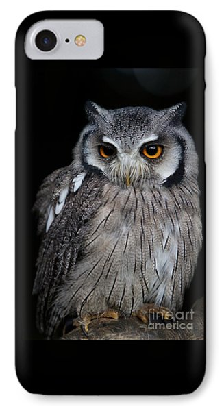 Just Waiting IPhone Case by Gary Bridger