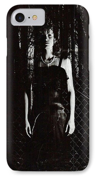 Just Waiting IPhone Case by James McAdams